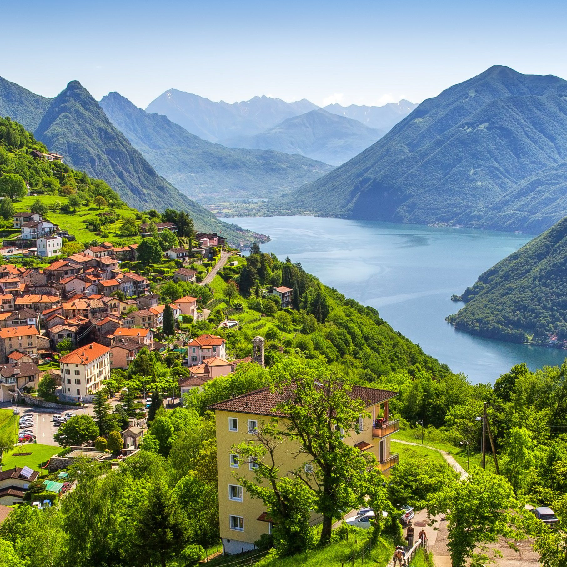 8 Gorgeous Places To Visit In Switzerland S Enchanting Mediterranean Region In 2021 Places To Visit Cool Places To Visit World Heritage Sites