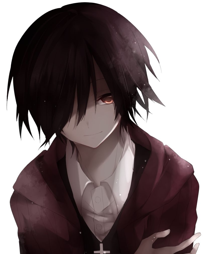 Koro Sensei -I dunno if this is what he really looks like in human form or just a fanart?