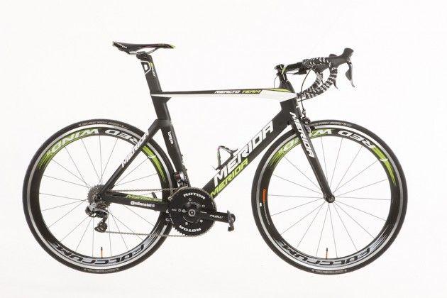 Merida Reacto Team E Review Cycling Weekly Road Bikes Merida Bikes