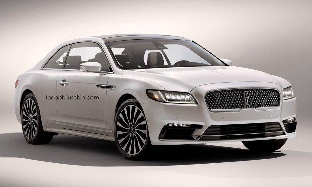 2018 Lincoln Continental Concept Redesign Interior Auto Review Guide