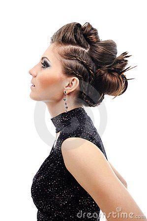 Futuristic Hair Futuristic Hair Hair Styles Hair Updos