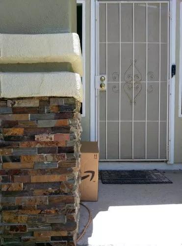 No More Stolen Amazon Packages At Your Front Door In 2020 Doors