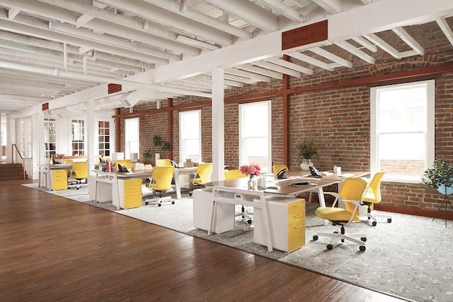 Design Inspiration Em A Chic Office Design Goes The Distance Em
