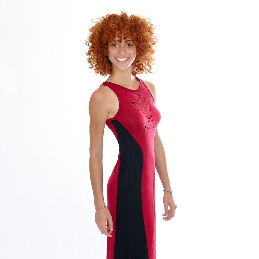 Robe longue Cintra | Robe cintrée, Robe longue,