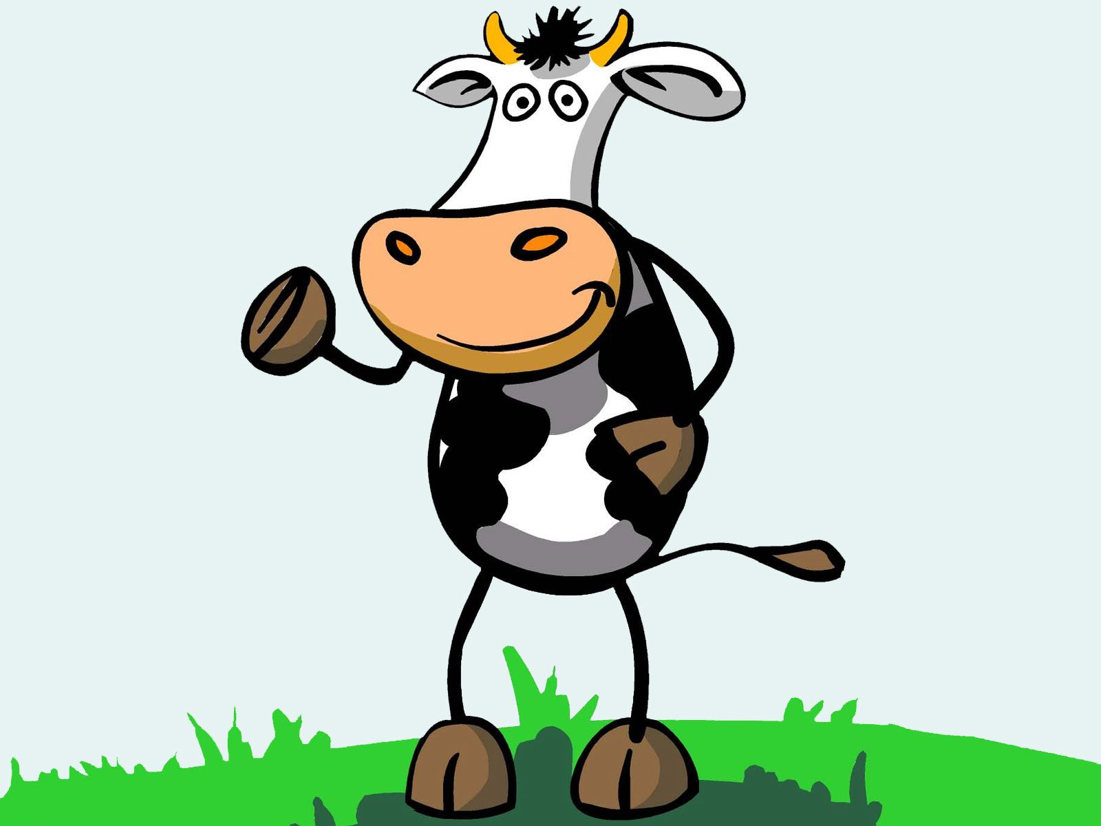 Cartoon Cow Picture Wallpaper Cartoon Cow Pictures Cow Pictures Cartoon Cow