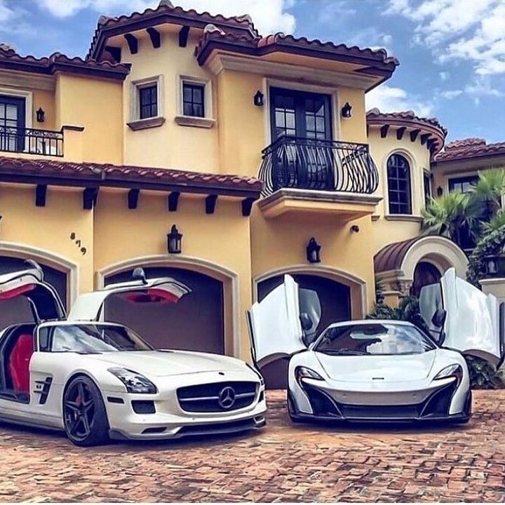 Welcome To The Villa Of Luxury #luxury #house #car #wealth