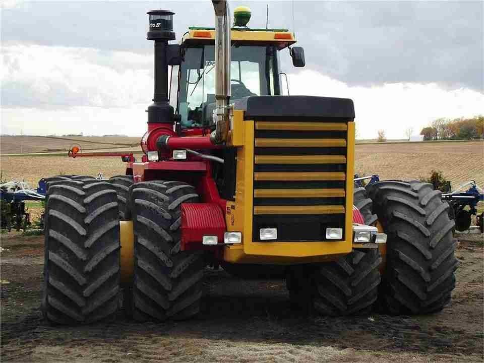 Versatile 1150  This one is estimated at 600 HP  | Farm