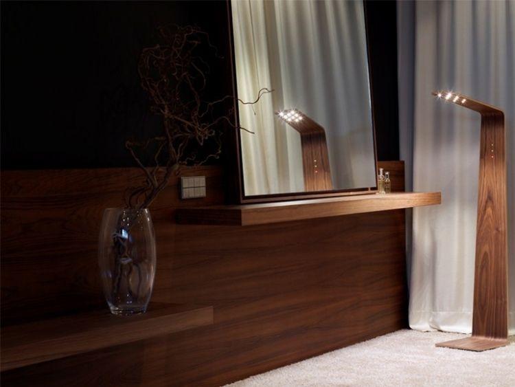 Holz Lampen selber machen – Deko mit Zweigen im Naturlook zu