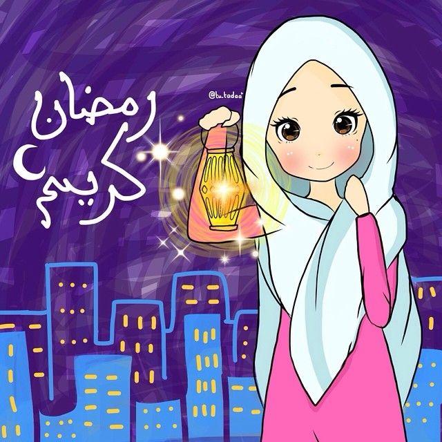 Pin By Maya Khan On Ramadan Mubarak Ramadan Anime Cartoon
