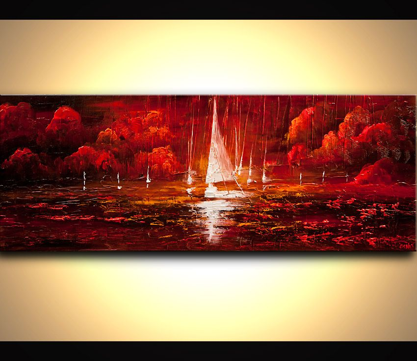 Abstract And Modern Paintings Osnat Fine Art Painting