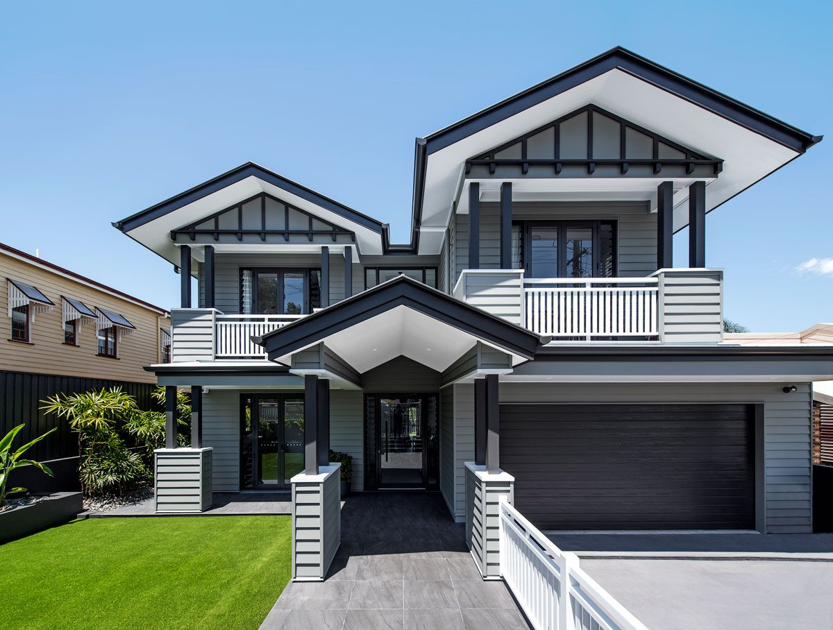 Image result for Aussie hampton weatherboard homes