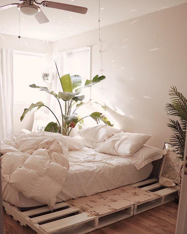 Photo of Drømmens soverom: vakkert hvitt sengetøy. Utrolig myk og koselig.