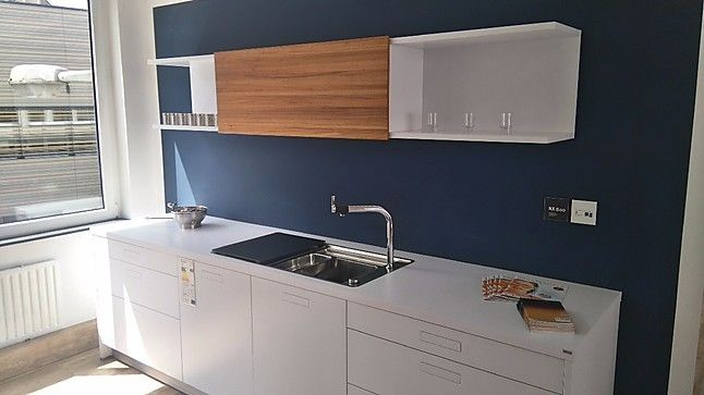 Next125 Musterkuche Kochtisch Design Im Einklang Mit Natur Und