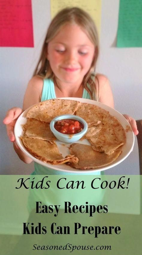 Dinner Solution: Easy Meals Kids Can Cook images