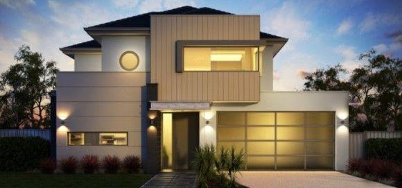 Fachada Casa Moderna Ideas Diseño Mi Casa - Selección Pinterest