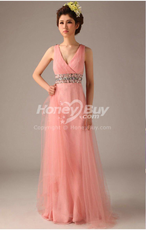 Casual Wedding Dresses Not White | Floor Length Casual Wedding ...
