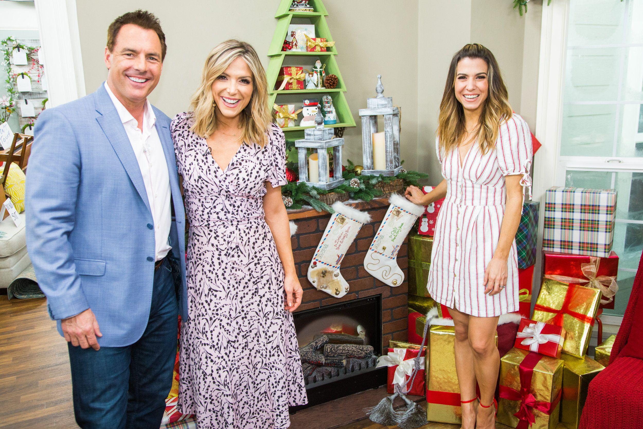 DIY Santa Letter Stocking Home & Family Video