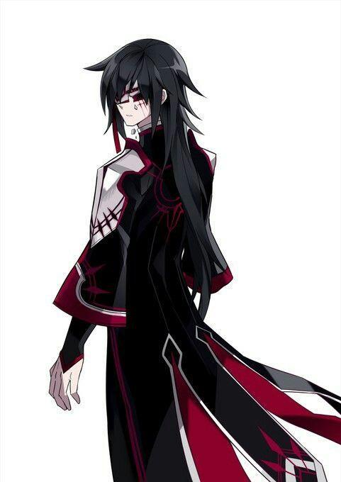 The Reaper Sao Fan Fiction Elsword Anime Guys Dark Anime Guys