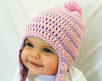 baby winter hats - Google Search