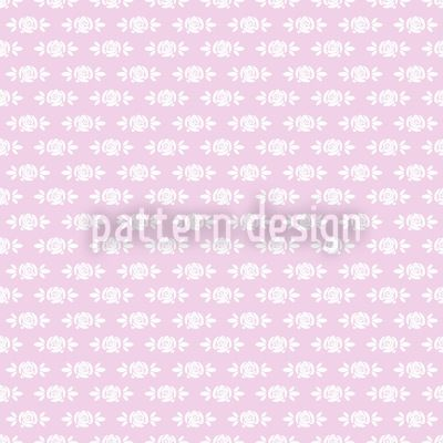 Sleeping Roses Baby designed by Dorothee Schaller available on patterndesigns.com
