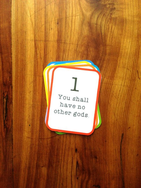 Alphabet Bible Verse Flashcard Set - Printable PDF | Fun for