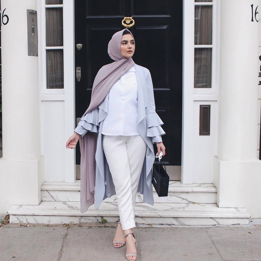 Populaire 3,667 Likes, 7 Comments - Hijab Fashion Inspiration  QP72
