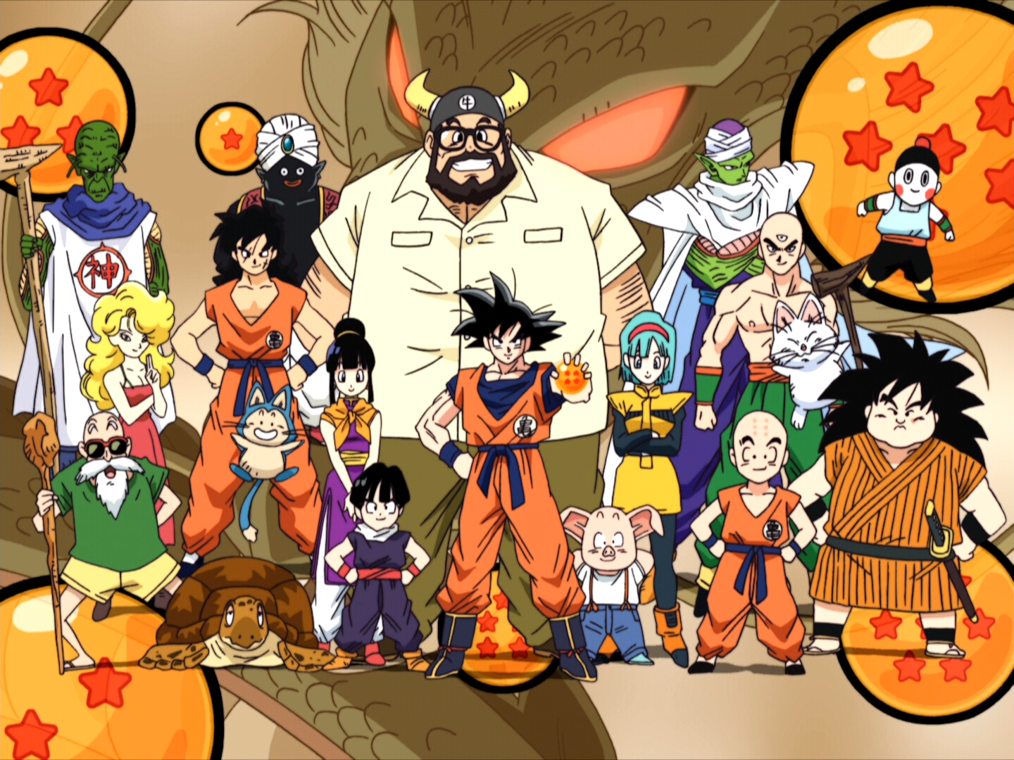 Dragon Ball Z Characters Names Girls Wallpaper Anime Gallery