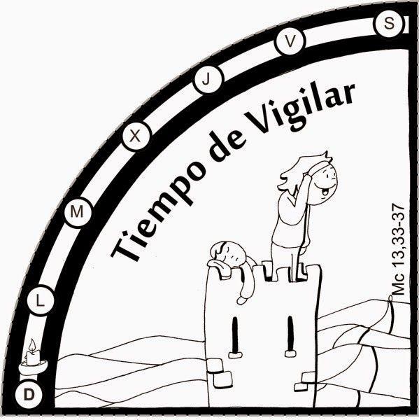 Educar con Jesús: Adviento ciclo B. El reloj de Fano (para ver y col ...