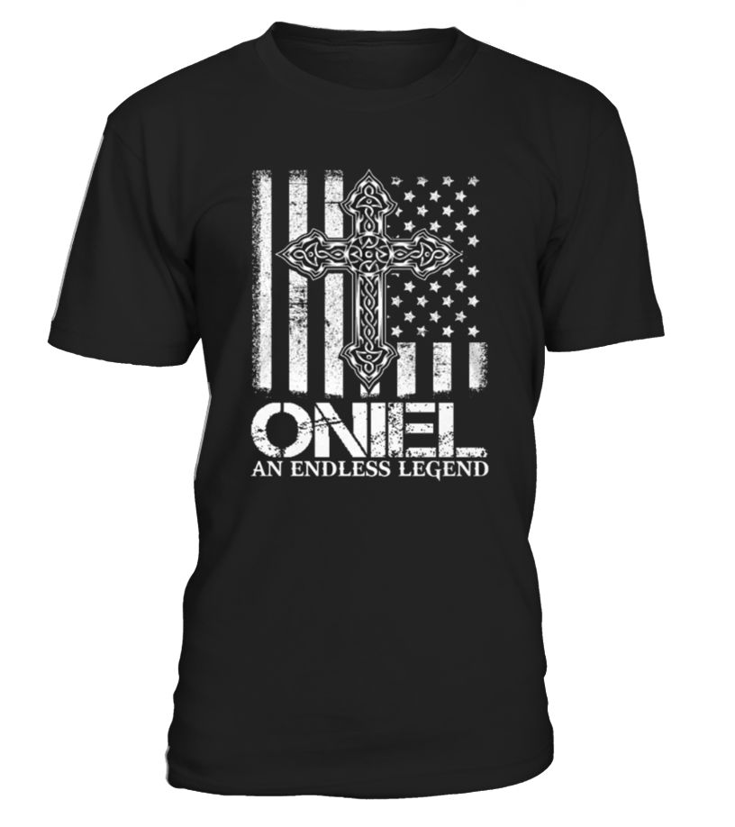 Best ONIEL An Endless Legend front Shirt  #papagift #papa #photo #image #idea #shirt #tzl #gift #Onkel