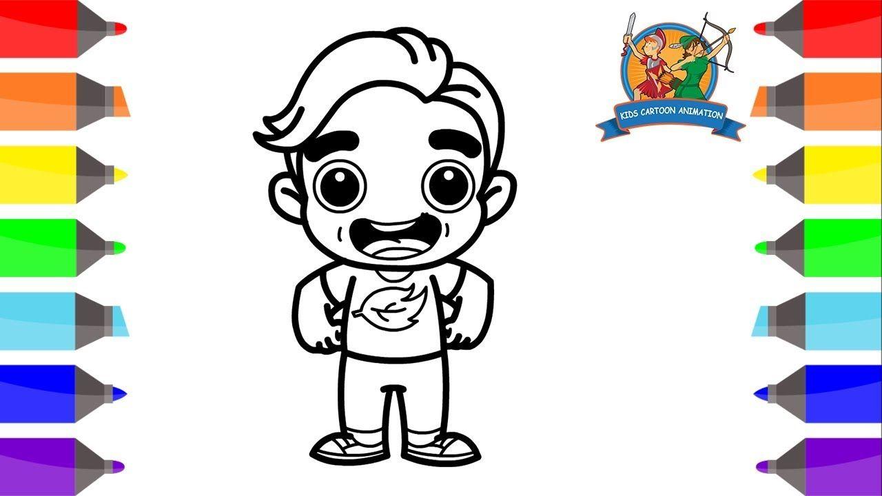 Pin by Kids Drawing Tutorial on Drawing Tutorial https://youtu.be ...