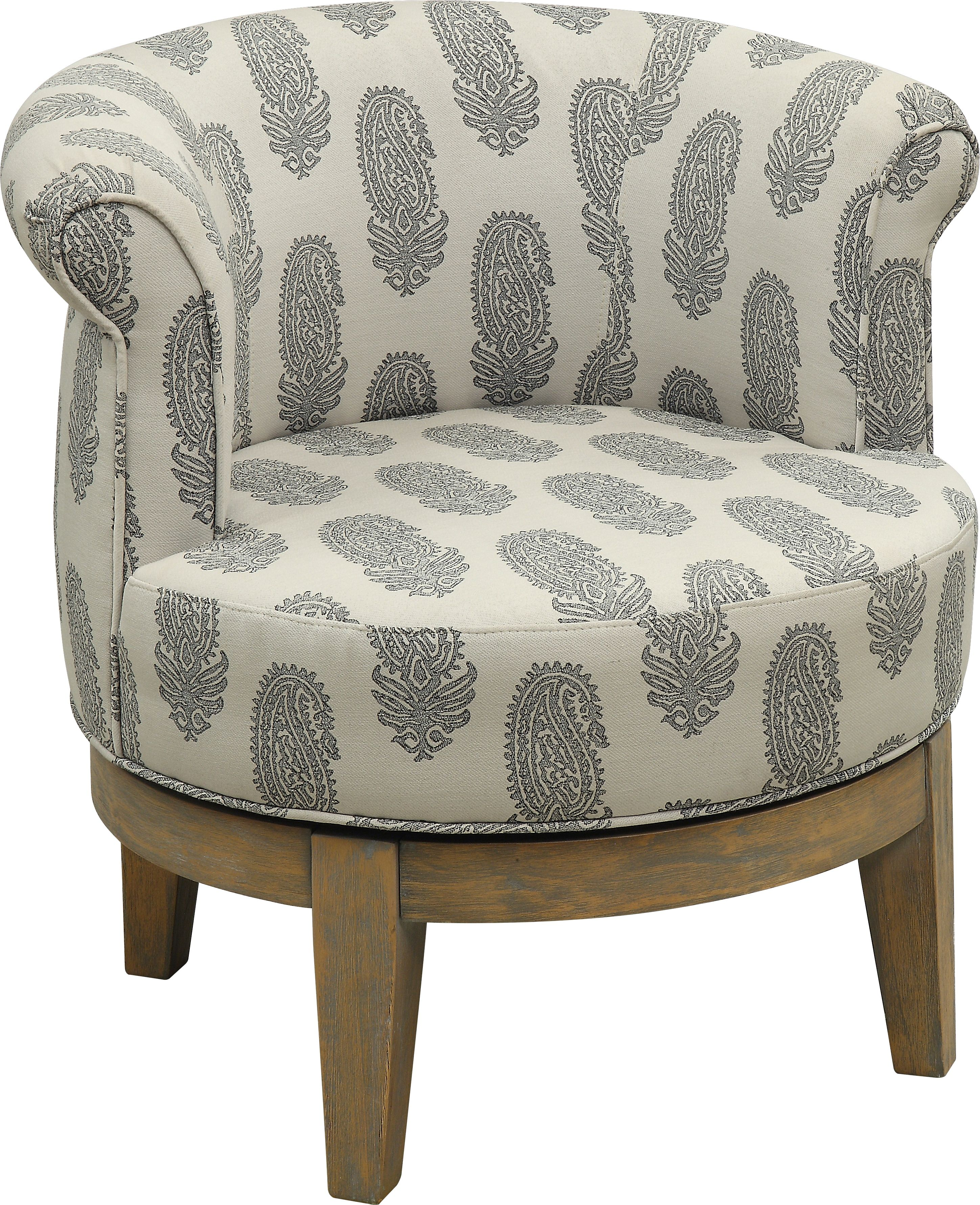 Kateri Gray Swivel Accent Chair In 2019 Furniture Chairs