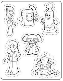 50 Atividades Sobre Higiene E Habitos Saudaveis Para Imprimir