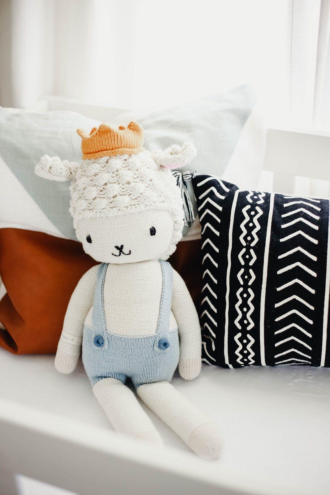 a little j+k shared bedroom nursery reveal Nursery