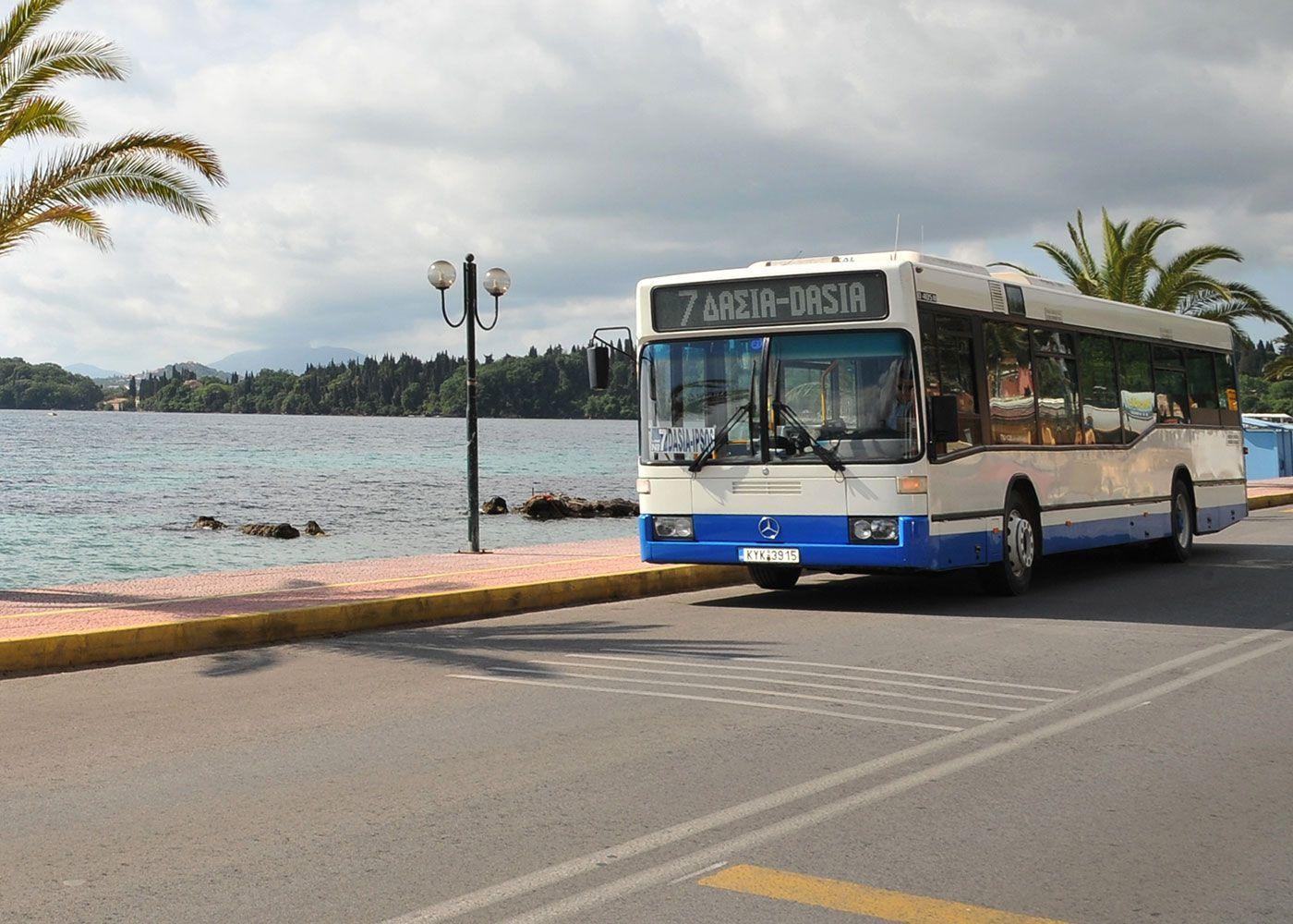 Corfu City Bus English Version corfu Pinterest Corfu City