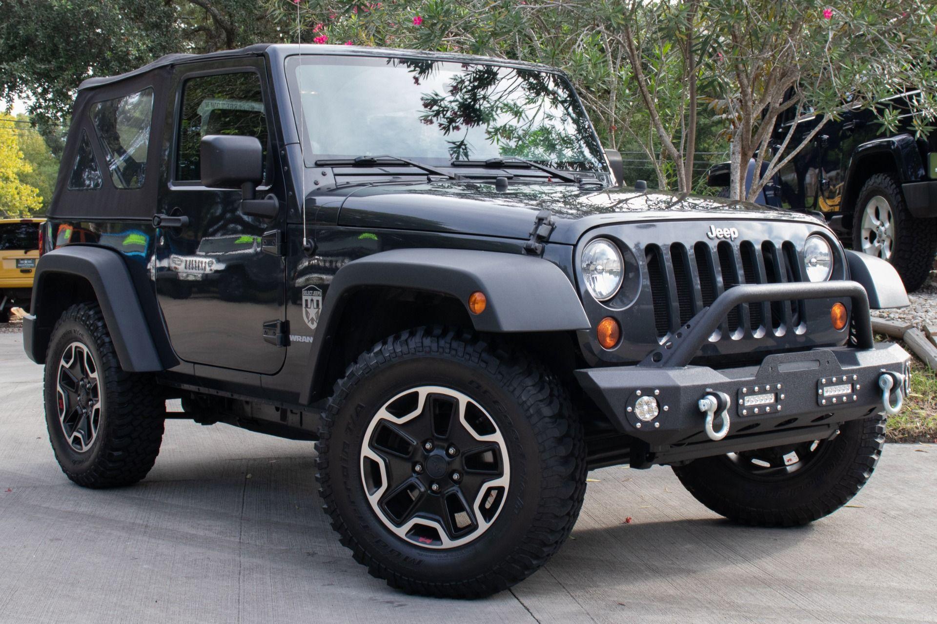 Used2010JeepWranglerSport For Sale Select Jeeps Inc