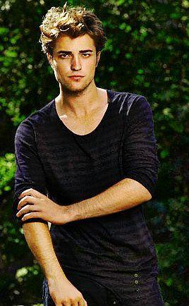 Robert Pattinson, New Moon Photoshoot, 2009