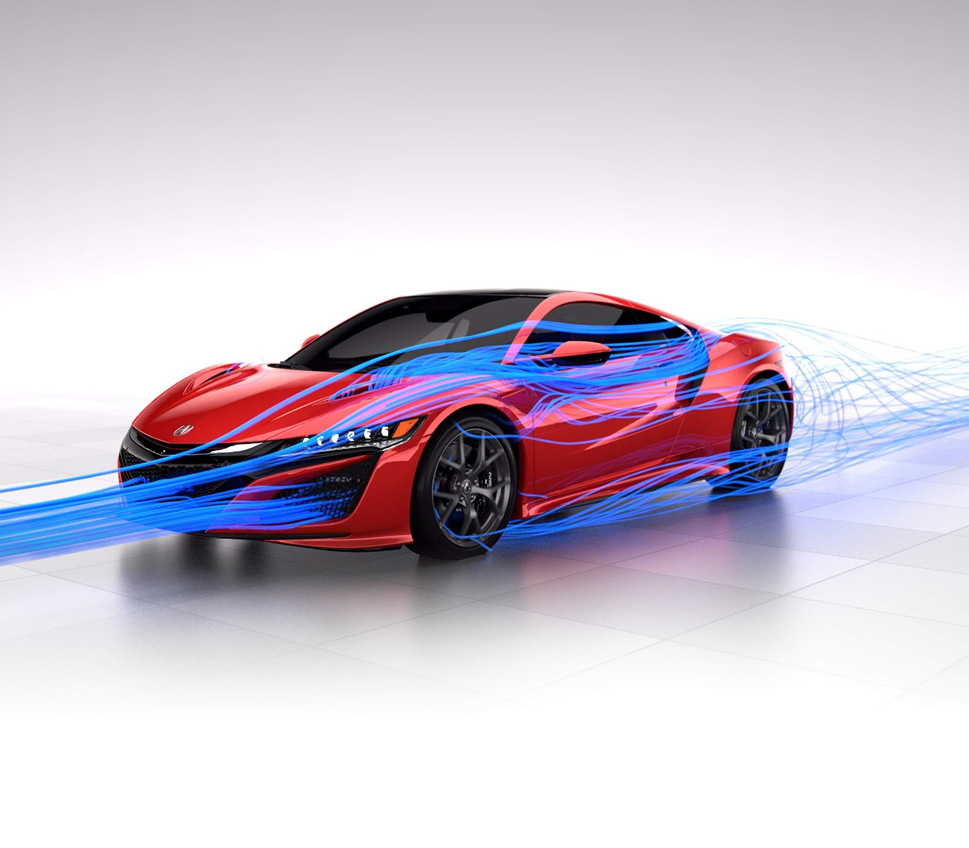 2019 Acura NSX Supercar Design