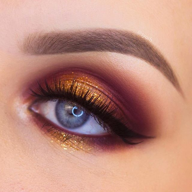 Photo of From my collaboration with Maud Zoutenbier Details: @makeupgeekcosmetics Bitt …