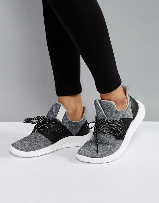 Adidas Athletics 24 7  Sneakers In Gray  7  WISHLIST   things I'm ... 285172