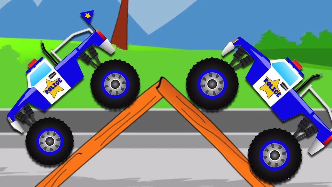Rakasa Truk Stunts Permainan Anak Video Transportasi Untuk Anak Mo Rakasa Truk Stunts Permainan Anak Video Transportasi Monster Trucks Kids Kids Videos