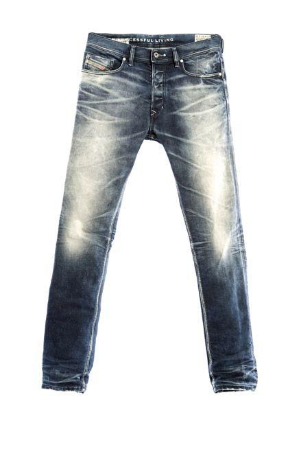 Diesel Tepphar Mens' Jeans.