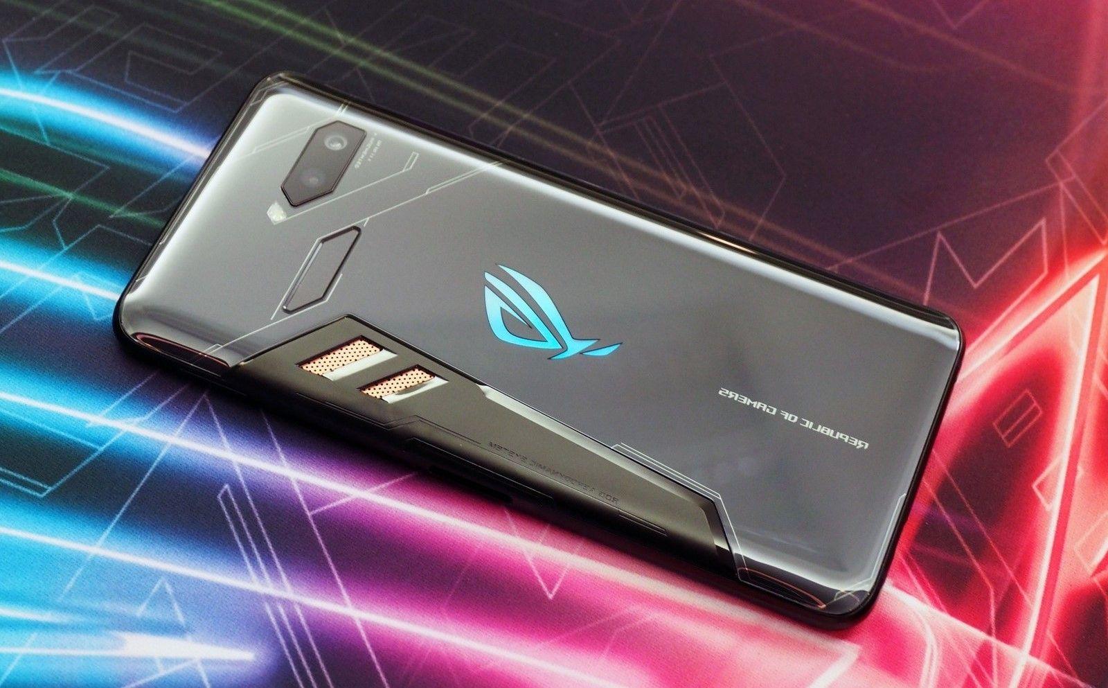 Asus ROG Phone Resmi Dikenalkan, Harga nya? (Dengan gambar