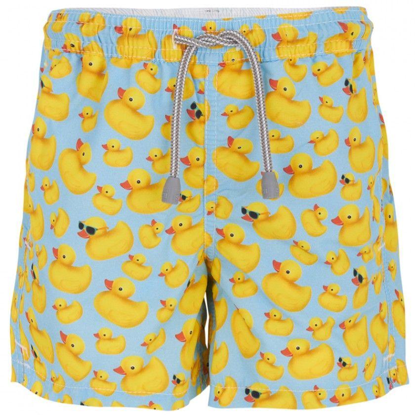 ac0687c387 Rubber Duck Swim Shorts   Kids Clothing   Swim shorts, Shorts ...