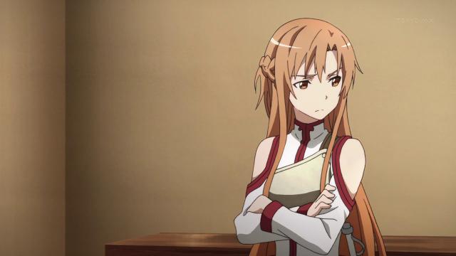 Simpler Asuna gear. sao