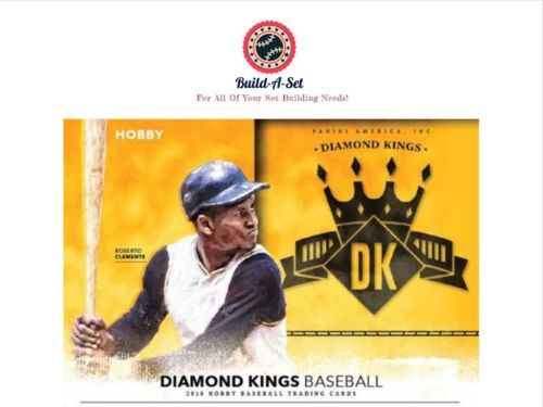 Details about 2016 PANINI DIAMOND KINGS BASE CARD SINGLES #1