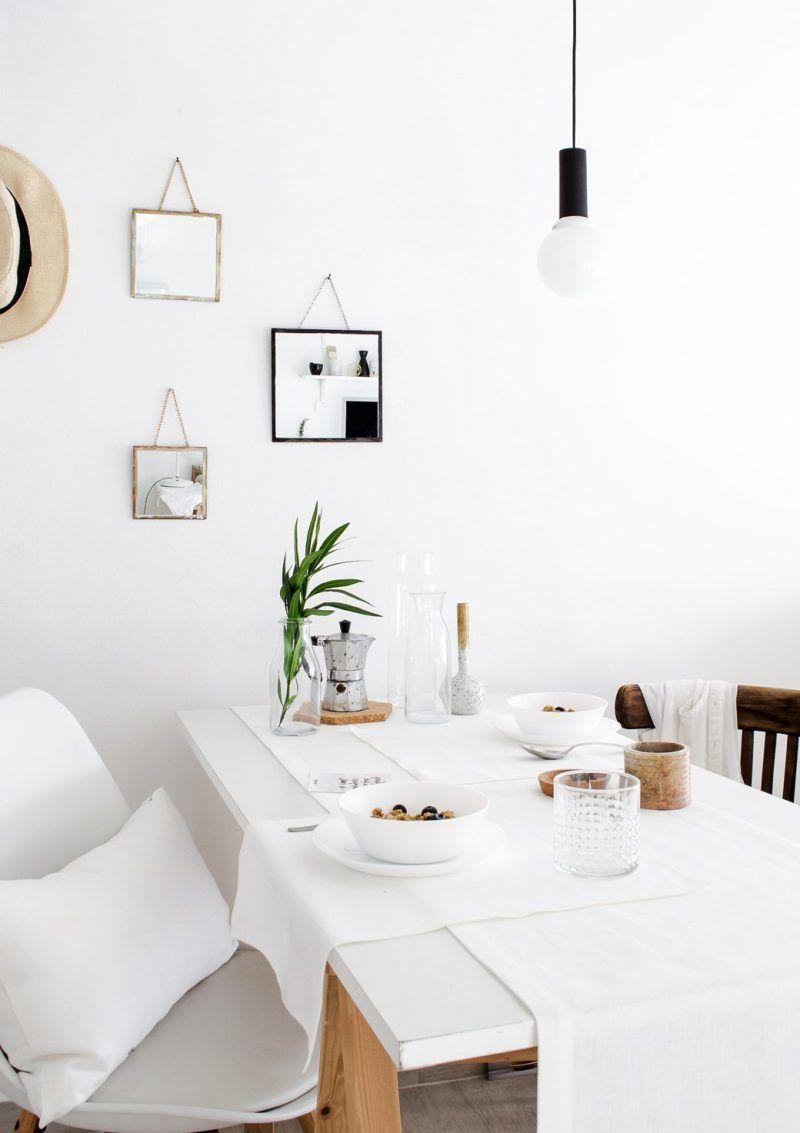 53 Minimalistische DIY Deko Ideen für moderne Wohnzimmer | Deko ...