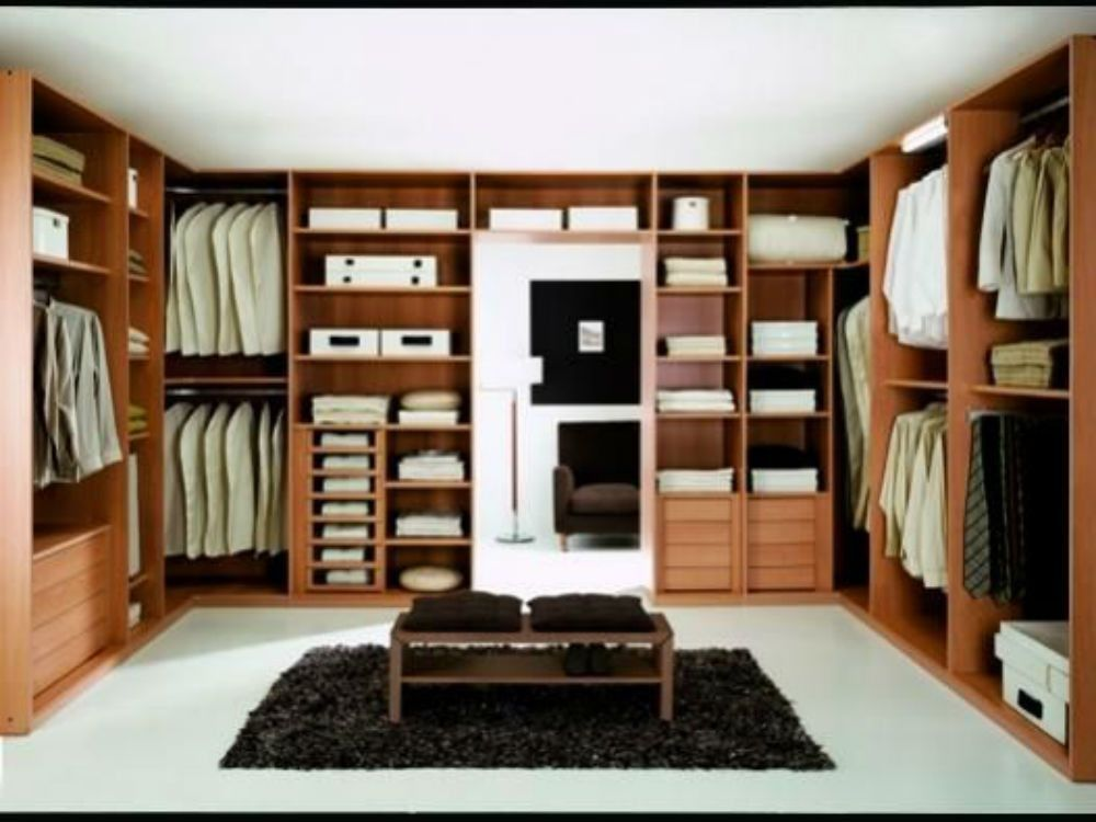 Armario vestidor madera Closetu0027s de Otras Casas Productoras de