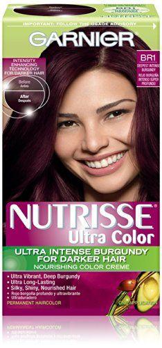 Garnier Hair Color Nutrisse Ultra Color Nourishing Color ...