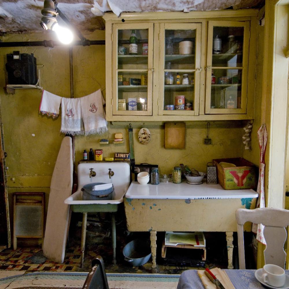 Manhattan New York Studio Apartments: Tenement, Old Apartments, Small