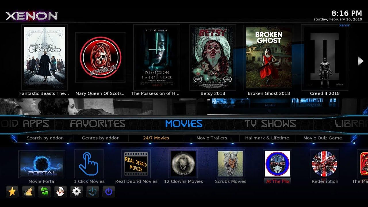 BEST KODI 17 6 BUILD FEBRUARY 2019 🔥 DIGGZ XENON BUILD